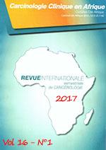 Carcinologie Clinique en Afrique - Edition électronique intégrale en partenariat avec APIDPM