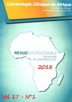 Carcinologie Clinique en Afrique - Edition électronique intégrale en partenariat avec Médecine d'Afrique noire électronique