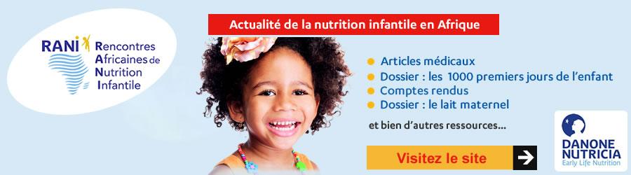 Rencontres Africaines de Nutrition Infantile (RANI) - Site sur la nutrition infantile en Afrique