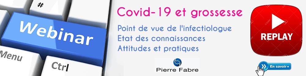 Covid-19 et grossesse - Plus d'informations