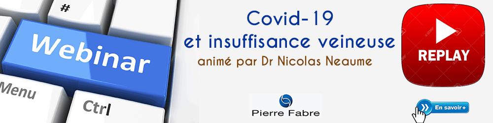 Covid-19 et insuffisance veineuse chronique - Plus d'informations