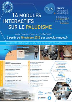 Le premier MOOC au monde sur le paludisme - Plus d'informations
