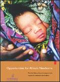 Donnons sa chance à chaque nouveau-né de l'Afrique