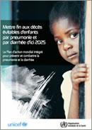 Mettre fin aux décès évitables d'enfants par pneumonie et diarrhée d'ici 2025
