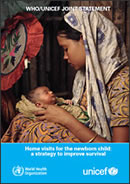 Les visites à domicile pour les soins aux nouveau-nés : une stratégie destinée à améliorer la survie de l'enfant