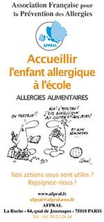 Accueillir l'enfant allergique à l'école : allergies alimentaires