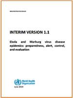 Manuel provisoire - Flambées épidémiques de maladie à virus Ebola et Marburg : préparation, alerte, lutte et évaluation