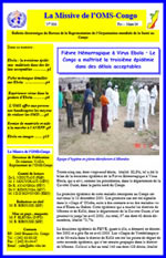 La Missive de l'OMS-Congo