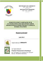 Enquête post campagne sur l'utilisation des moustiquaires imprégnées d'insecticide à longue durée d'action