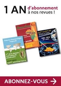 Découvrez notre offre d'abonnement à nos revues - Plus d'infos