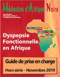 Guide de Prise en Charge de la Dyspepsie Fonctionnelle en Afrique offert par Ferrer Internacional SA