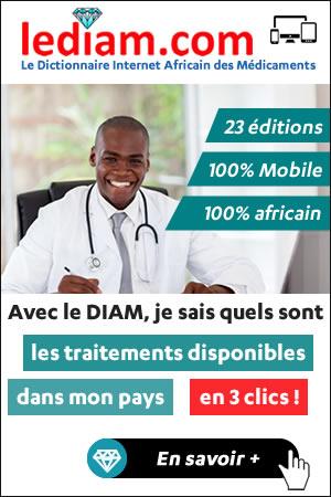 Le Dictionnaire Internet Africain des Médicaments (DIAM)
