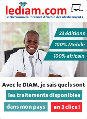 AVANT PREMIERE : Nouvel outil d'aide à la prescription - 23 éditions - 100% africain - 100% Mobile