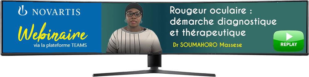 Replay Webinaire : Conduite à tenir devant un œil rouge - Plus d'informations
